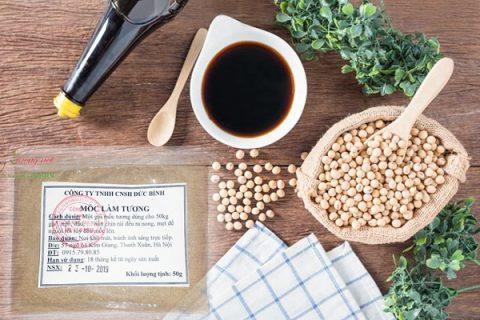 Cách làm tương đậu nành thơm ngon và an toàn