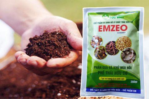 Cách ủ phân hữu cớ chuẩn nhà nông, sử dụng chế phẩm sinh học nhằm khử mùi hôi và rút ngắn thời gian tạo ra phân hữu cơ