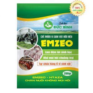 Emzeo khử mùi hôi chăn nuôi hiệu quả nhất hiện nay