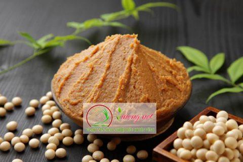 Miso là một thứ bột nhão lên men từ đậu tương rất có lợi cho sức khỏe con người
