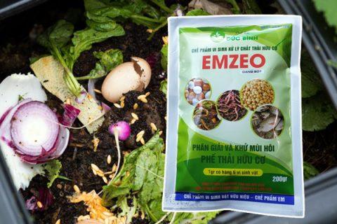 Tất cả nguồn chất thải hữu cơ đều có thể sử dụng làm phân bón hữu cơ