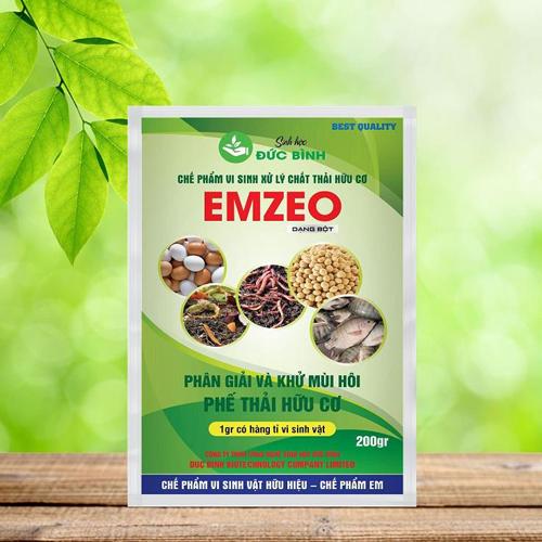 Chế phẩm EMZEO tại vinong.net