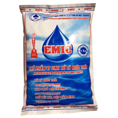 Chế phẩm vi sinh xử lý nước thải hiếu khi loại bột 1kg
