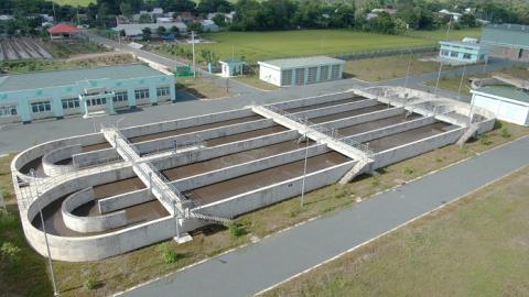 Mương oxy hóa được ứng dụng để xử lý nước thải
